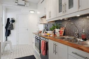 30 scandinavian kitchen ideas that will make dining a With kitchen colors with white cabinets with how do i get an uber sticker