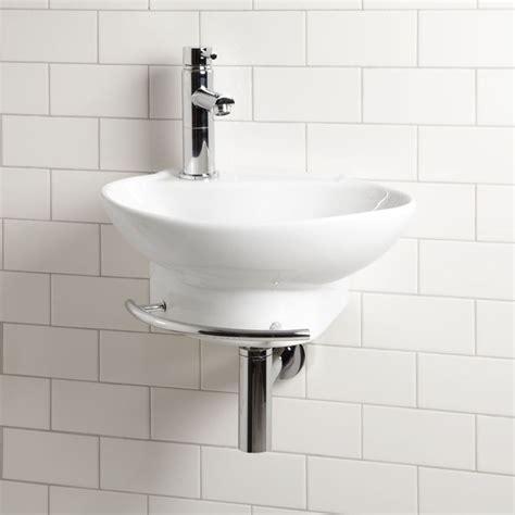 Modern Wall Mount Bathroom Sinks by Various Models Of Bathroom Sink Inspirationseek