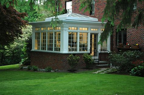 build sunroom sunrooms porches kitchen design before after pics
