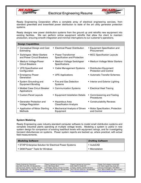 best sle resume for freshers engineers 28 images