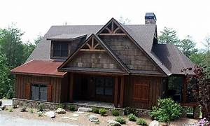 50 best rustic farmhouse plans for Rustic mountain house plans one story