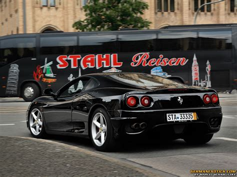 Ferrari 360 black gallery. MoiBibiki #4