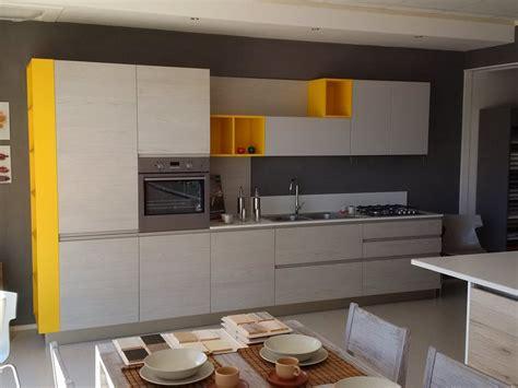 Cucina Lineare Arredo3 Modello Wega Scontato Del 40 % Cod09