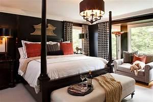 25, Black, Bedroom, Designs, Decorating, Ideas