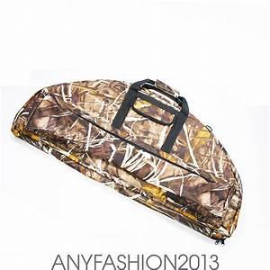 Archery Arrow Bow Backpack Bag Case Pouch Holder Recurve