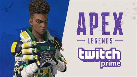 apex legends   claim twitch prime exclusive