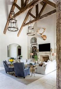 7, Marvelous, Rustic, Style, Home, Decorating, Ideas, For, A