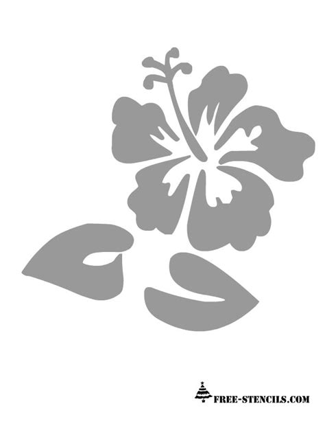 free printable flower stencils for walls 22 best images about stencil on woodland