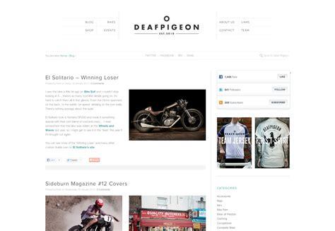 Beautiful Blog Designs Webdesigner Depot
