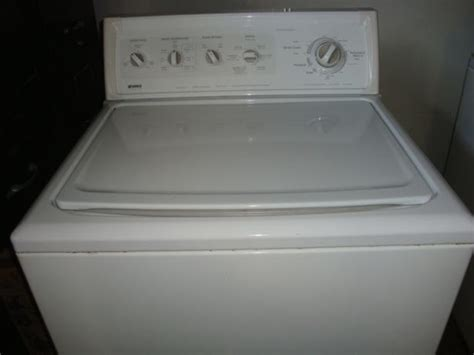 Kenmore Elite heavy duty king size capacity washer