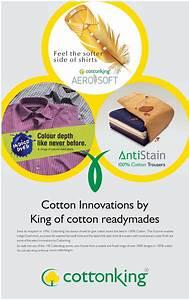 King Of Cotton : cotton king shirts innovation by king of cotton readymades ~ Nature-et-papiers.com Idées de Décoration