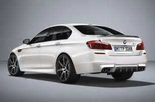 m5:BMW M5 Competition Edition ups power for F10 farewell ...
