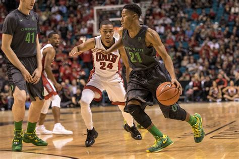 Unlv Basketball Rebels Traveling To Oregon In Return Game