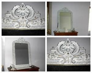 Miroir Ancien Le Bon Coin : miroir ancien relook deux mains pour la d co et le tricot ~ Teatrodelosmanantiales.com Idées de Décoration