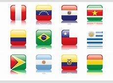 Peru and South America Flag Download Free Vector Art