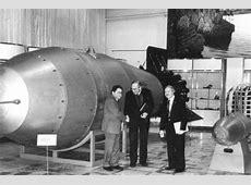 La «Tsar Bomba», plus puissante bombe nucléaire jamais