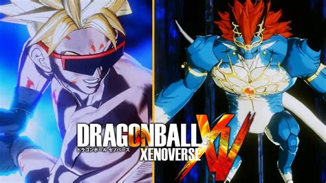Dragon Ball Xenoverse Story Mode Gameplay Part Ending