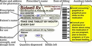 filelipitorpatientlabelpng rx wiki With federal prescription label requirements