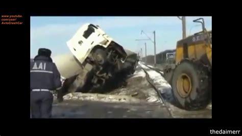 Train Crash Compilation Part 9