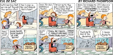 Favorite Newspaper Comic Strips