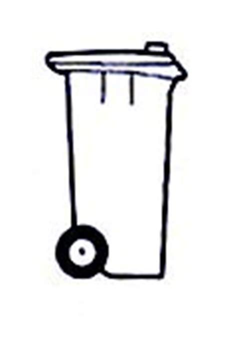 Stadt Ravenstein: Mülltonnen