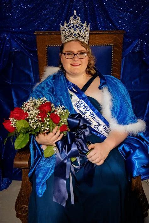 union fair announces maine wild blueberry queen penbay pilot