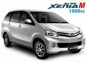 Dealer Resmi Daihatsu  All New Xenia Type M 1 0 M  T Deluxe