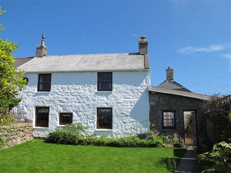 Traditional Cornish Cottage In Escalls Homeaway Sennen