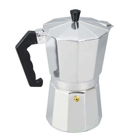 The maximum amount of coffee this stovetop espresso maker holds is only 12 ounces. Aluminum Stove Top Coffee Maker - A Clever Cook