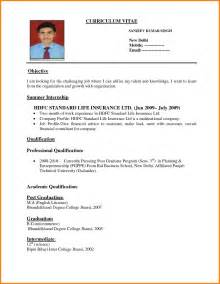 Resume Format For Application by 8 Application Samble Performa Cashier Resumes
