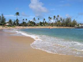 Poipu Beach Kauai Hawaii