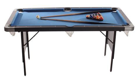 folding pool table 7ft tekscore folding leg pool table with table tennis top