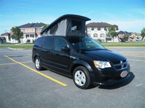Dodge grand caravan camper conversion kit. 5 Mars RV Dodge Caravan Motorhome Conversion