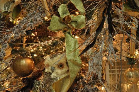woodland christmas tree decorations christmas pinterest