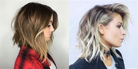 Hairstyle 2019 : 60 Best Long Bob Hairstyles And Hair Colors ( Balayage