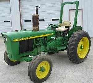 John Deere 1530 Tractors Technical Service Manual  Tm4280