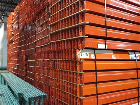 used pallet racks used pallet rack beams pallet rack now minnesota
