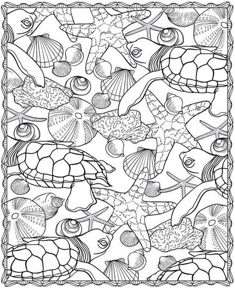 printable ocean coloring pages  kids coloring