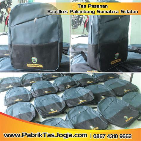 pabrik tas tas pesanan bapelkes palembang sumatera