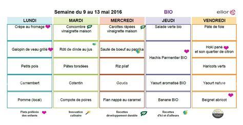 menu semaine cuisine az edition de la plaine vittel au menu de la cantine