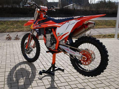Umgebautes Motorrad KTM 450 SX-F Von KTM Motoroox