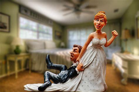 Wedding Night, Bride, Groom