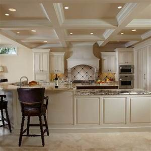 Coffered, Ceilings
