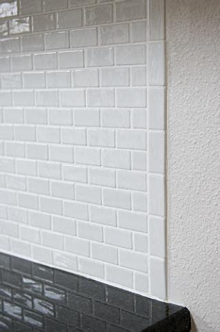 kitchen backsplash edges ceramictec recycled glass tile backsplash installation 2210