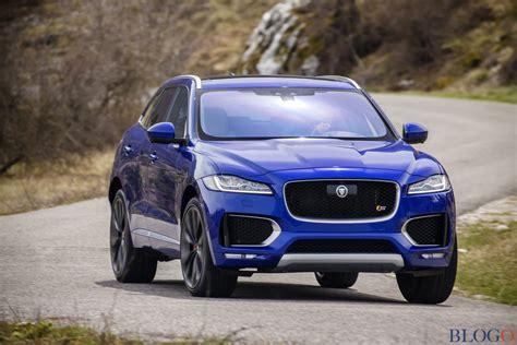 Motori Jaguar Fpace Video