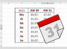 Datum und Uhrzeit Der TabellenExperte