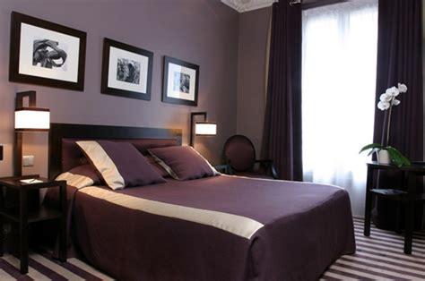 peinture de chambre à coucher best chambre a coucher moderne mauve et noir gallery