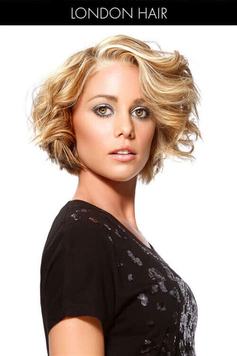 flattering short hairstyles  long faces