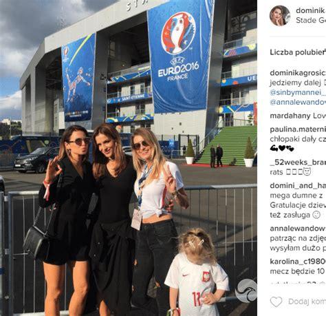 anna lewandowska euro 2016 anna lewandowska odpowiada fance na instagramie