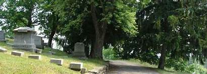 Cemetery Woodlawn County Alone Places Marion Recharge